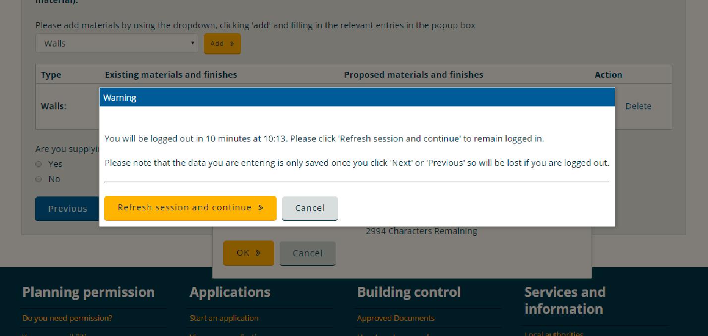 Technical news | Planning Portal Blog